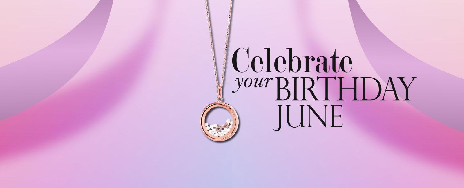Celebrate your birthday - Lucky Birthstones - Loisir