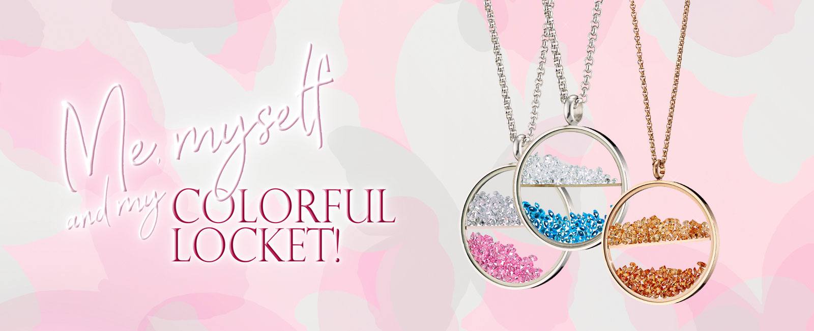 Colorful Locket Collection - Loisir