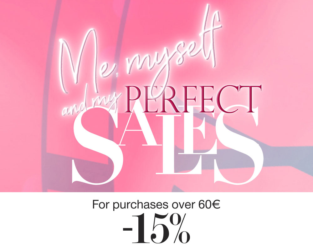 Special Offer -15% for purchases over 60€ - Loisir
