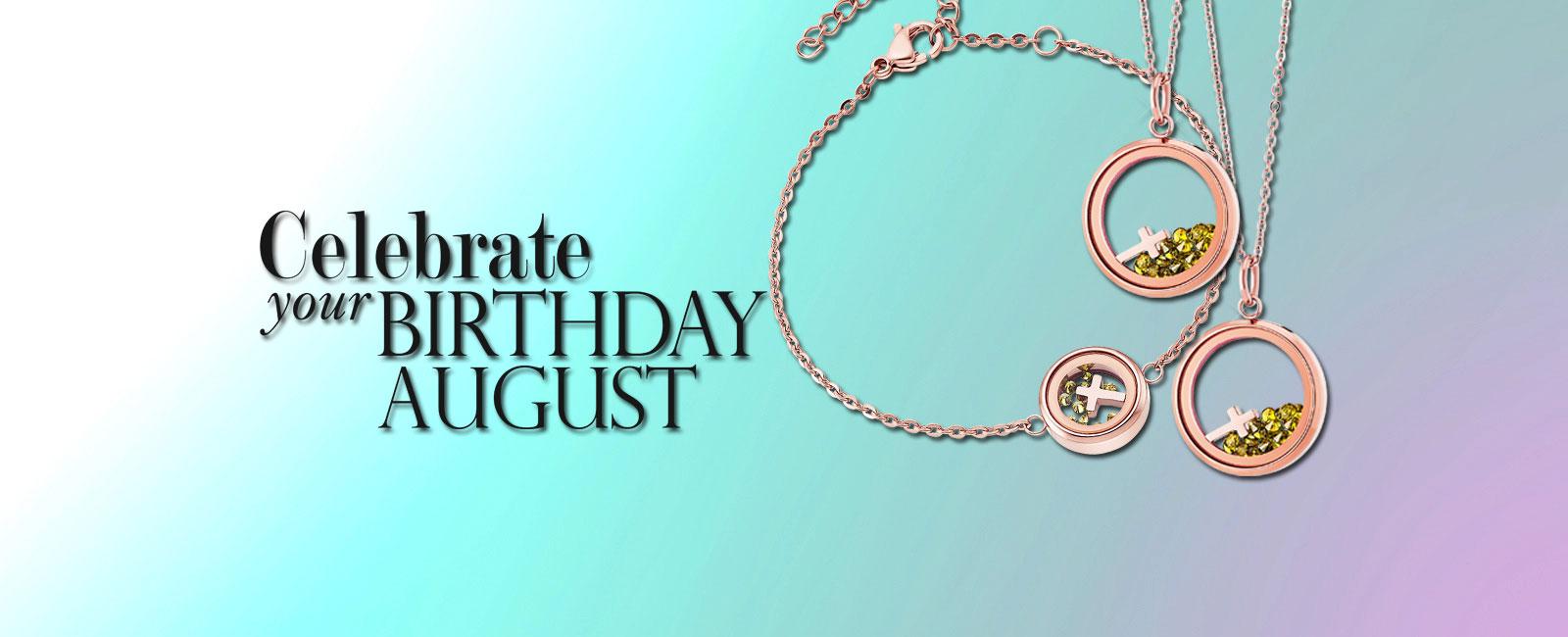 Birthday Stones August - Loisir