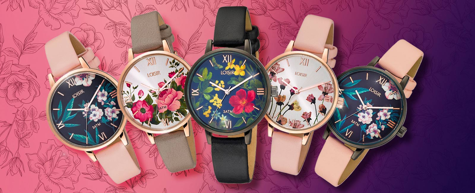 New Flower Bomb Watch - Loisir