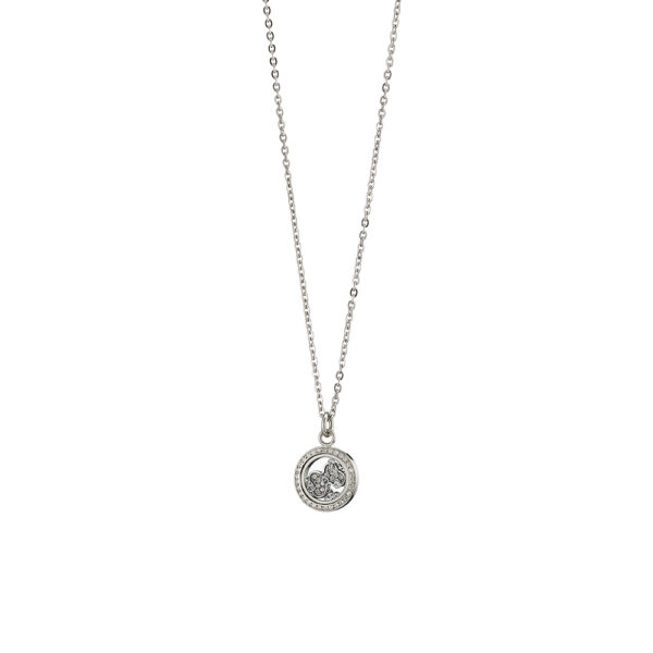 01L03-00492 Loisir Symbols Carousel Necklace
