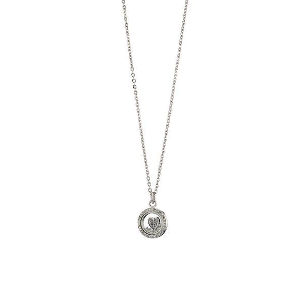 01L03-00493 Loisir Symbols Carousel Necklace