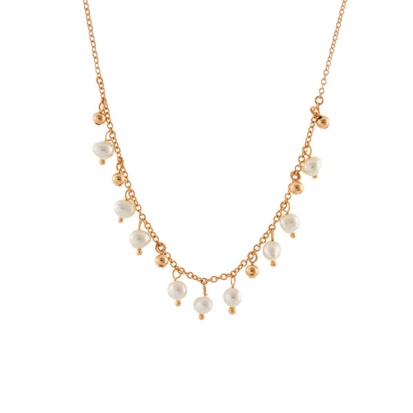 01L15-00633 Loisir New Age Tiny Necklace