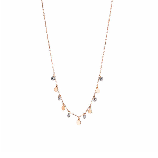 01L15-00649 Loisir New Age Tiny Necklace
