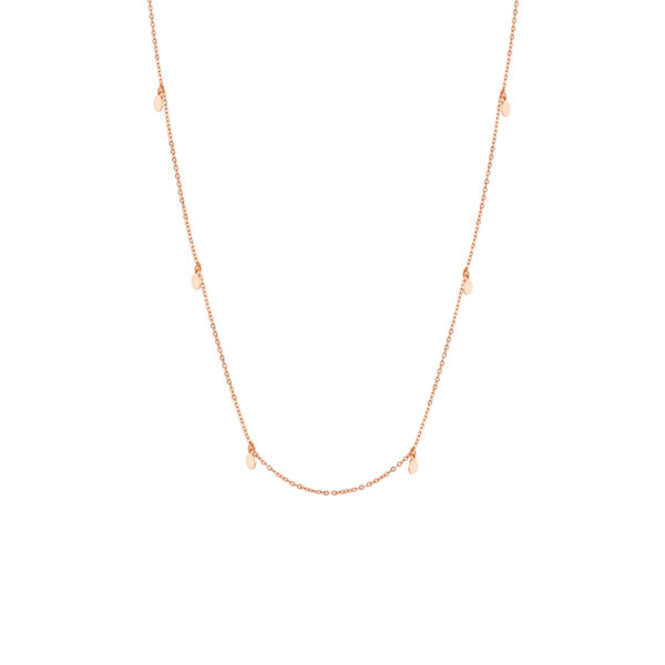 01L15-00651 Loisir New Age Tiny Necklace