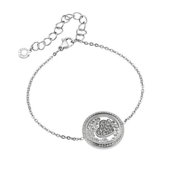 02L03-00536 Loisir Symbols Carousel Bracelet