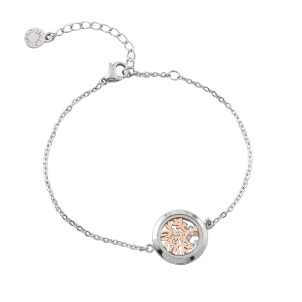 02L03-00544 Loisir Symbols Carousel Bracelet
