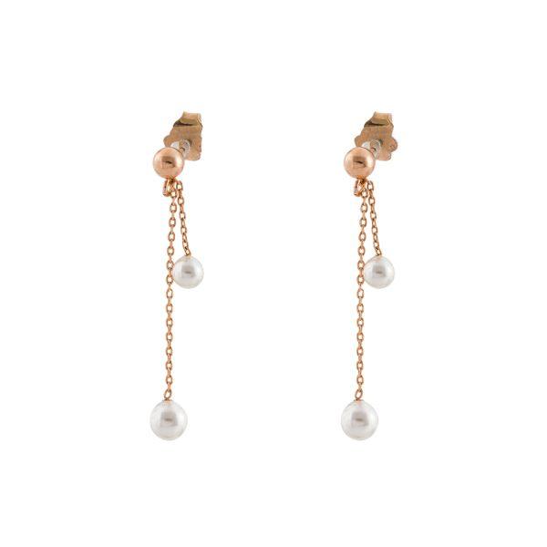 03L15-00361 Loisir New Age Tiny Earrings