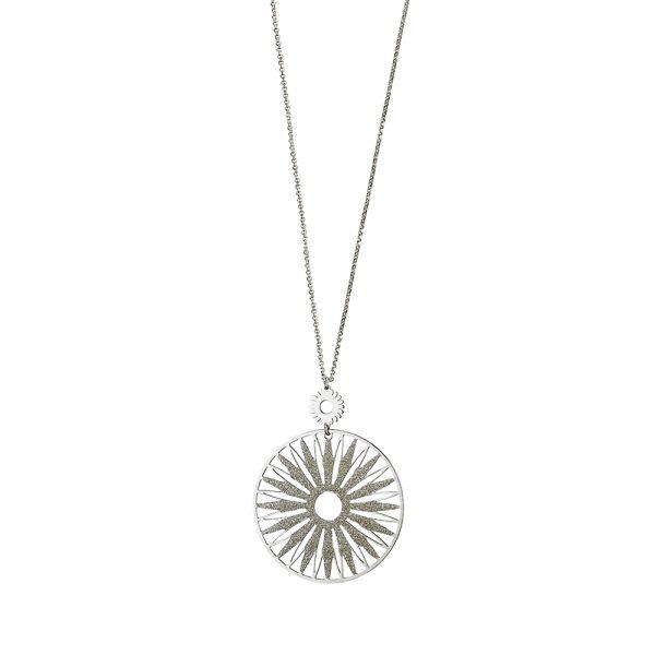 01L15-00674 Loisir Femininity Floret Necklace