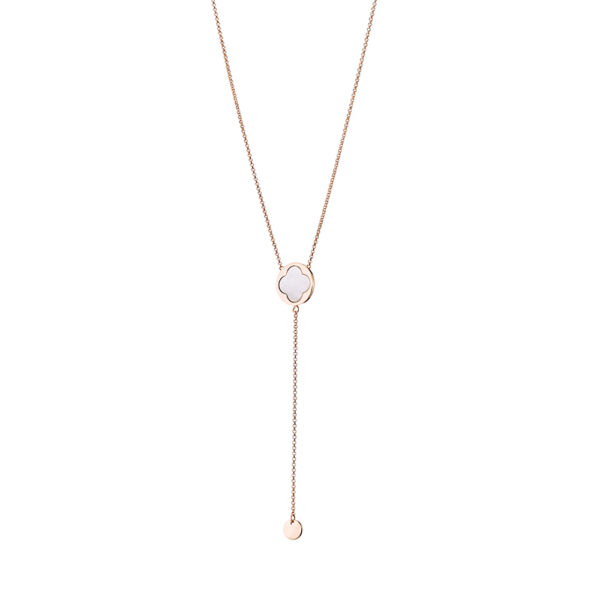 01L15-00668 Loisir Femininity Pretty Necklace