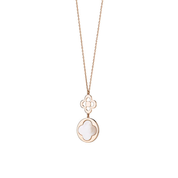 01L15-00673 Loisir Femininity Pretty Necklace