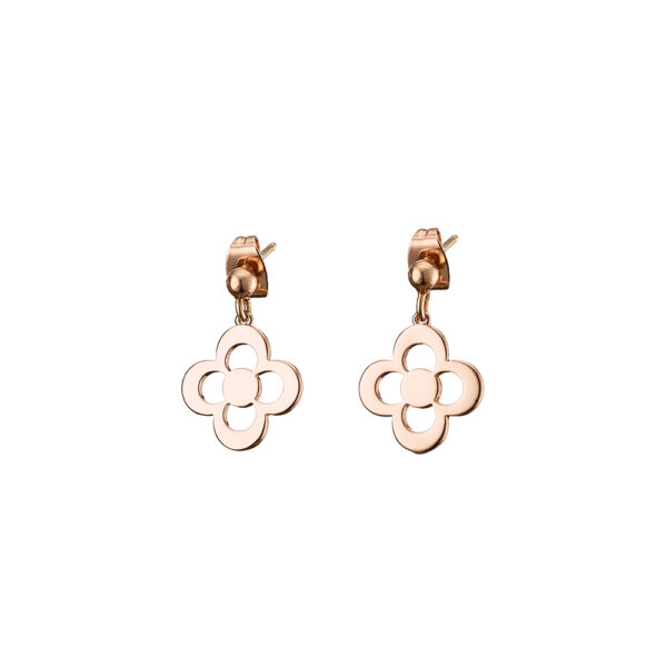 03L15-00418 Loisir Femininity Pretty Earrings