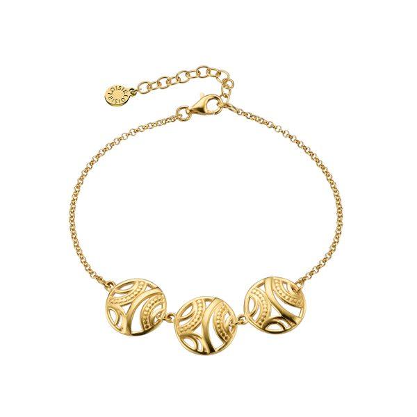 02L15-00728 Loisir Fashionistas Labyrinth Bracelet