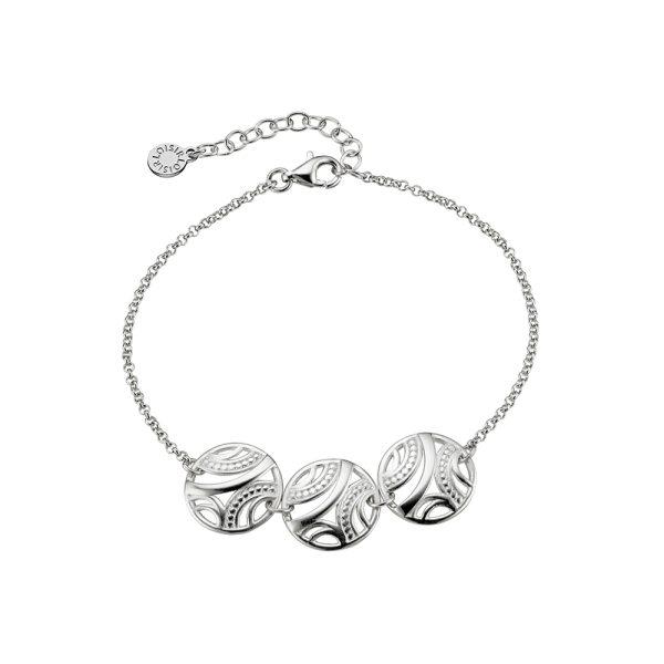 02L15-00731 Loisir Fashionistas Labyrinth Bracelet