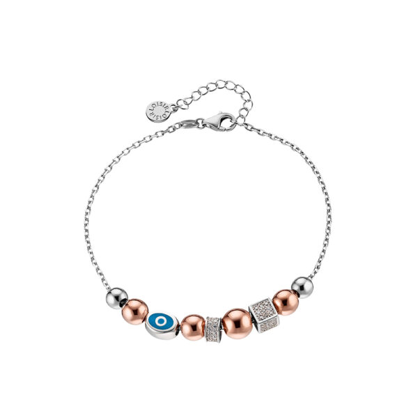 002L27-00813 Loisir New Age Eyes Bracelet