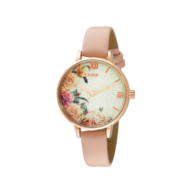 11L65-00233 Loisir Flowerbomb Watch