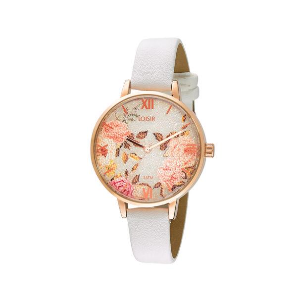 11L65-00234 Loisir Flowerbomb Watch