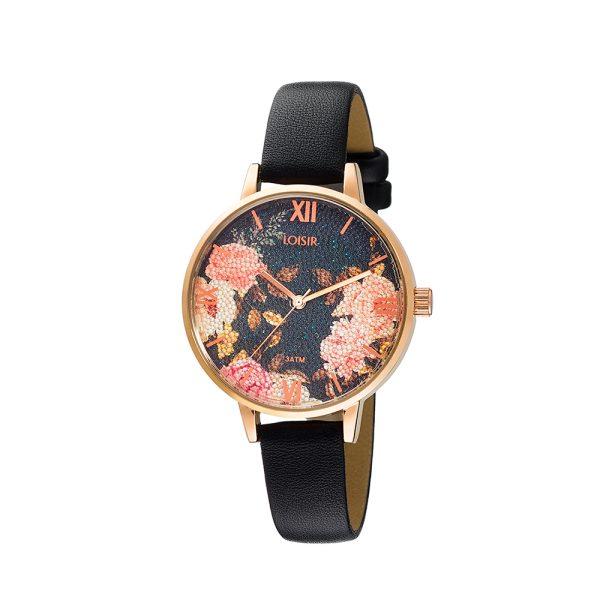 11L65-00235 Loisir Flowerbomb Watch
