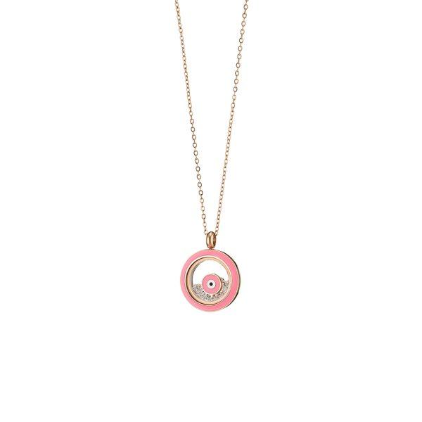 01L27-00746 Loisir Symbols Necklace