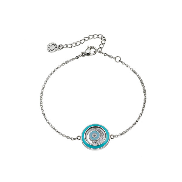 02L03-00552 Loisir Symbols Bracelet