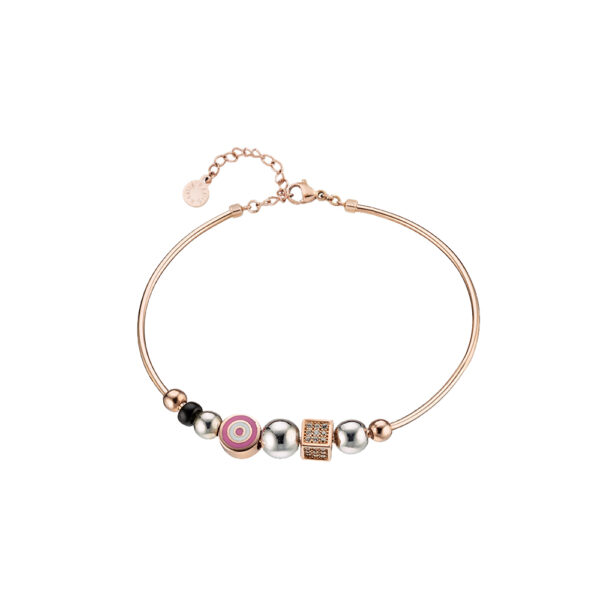 02L27-00814 Loisir New Age Eyes Bracelet