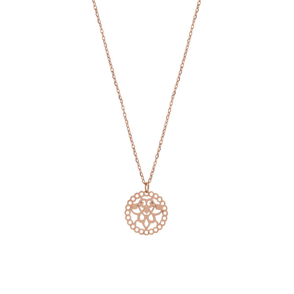 01L15-00846 Loisir Arabesque Necklace