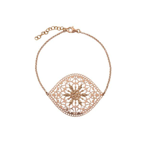 02L15-00805 Loisir Arabesque Bracelet