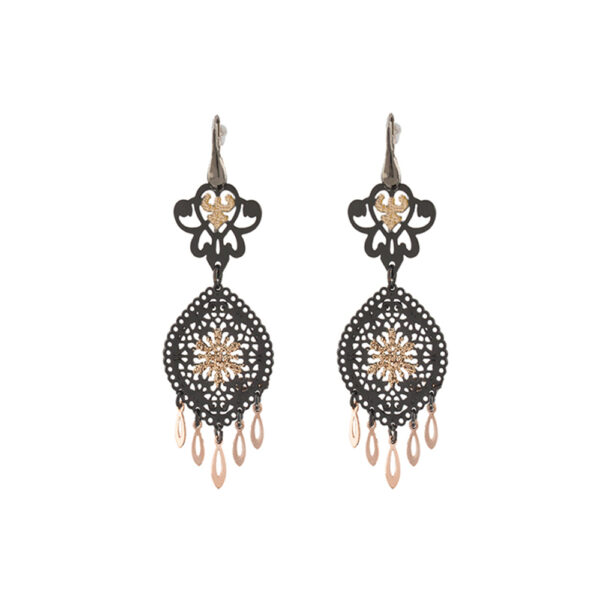 03L15-00581 Loisir Arabesque Earrings