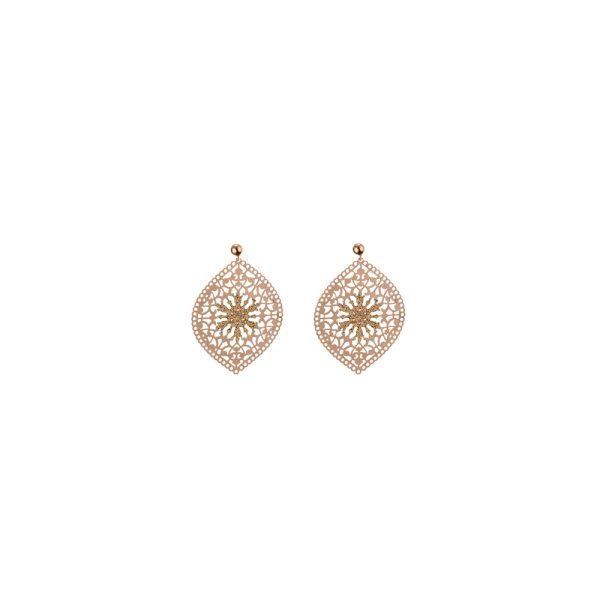 03L15-00590 Loisir Arabesque Earrings