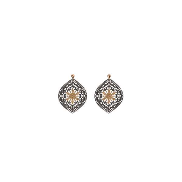 03L15-00591 Loisir Arabesque Earrings