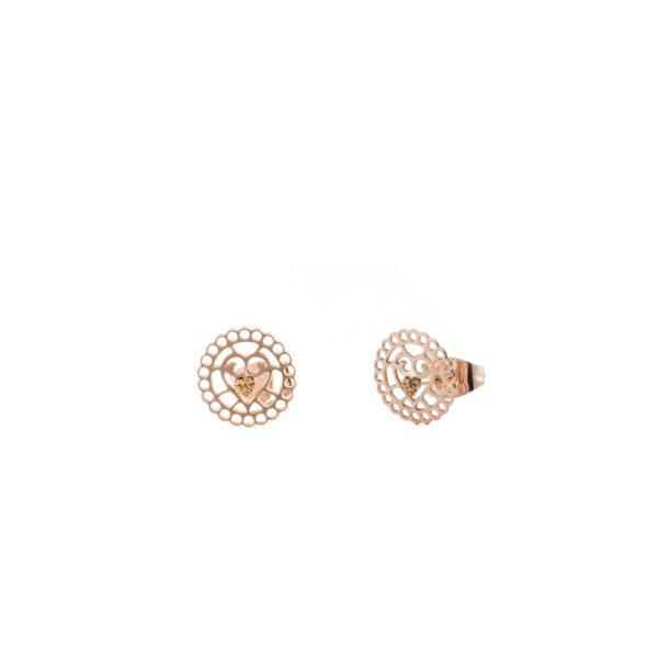 03L15-00592 Loisir Arabesque Earrings