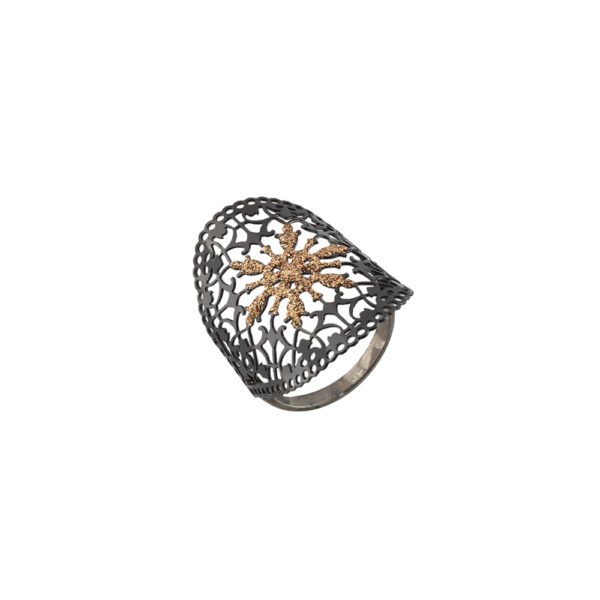04L15-00223 Loisir Arabesque Ring