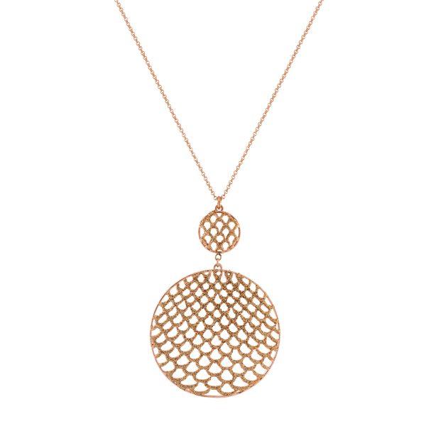 01L15-00827 Loisir Sand Dust Necklace