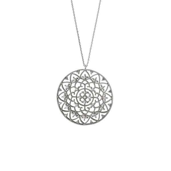 01L15-00844 Loisir Lace Necklace