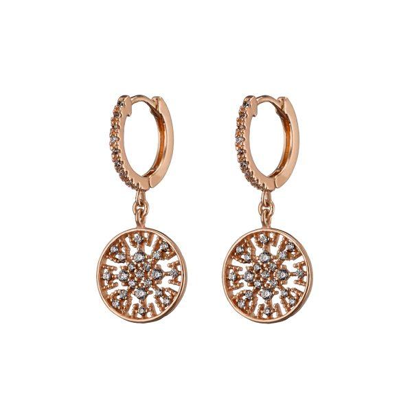 03L15-00569 Loisir Lace Earrings