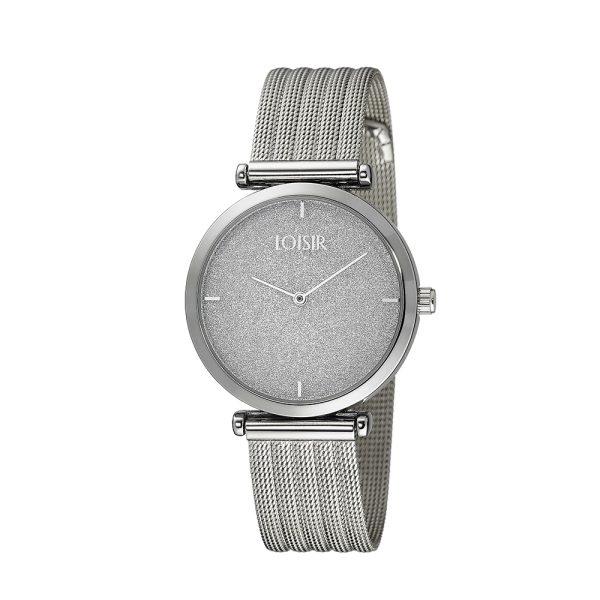 11L03-00331 Loisir Pave Watch