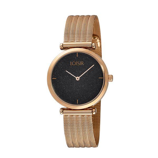 11L05-00417 Loisir Pave Watch