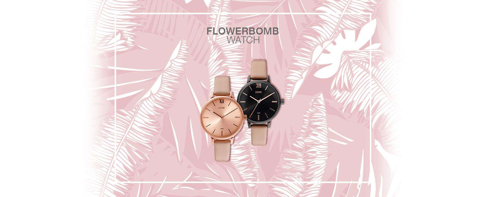Flowerbomb Watch - Loisir