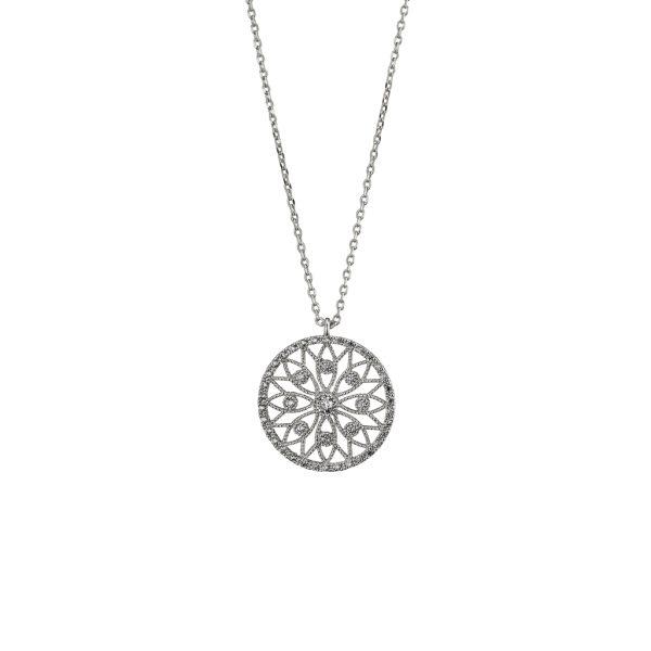 01L15-00823 Loisir Lace Necklace