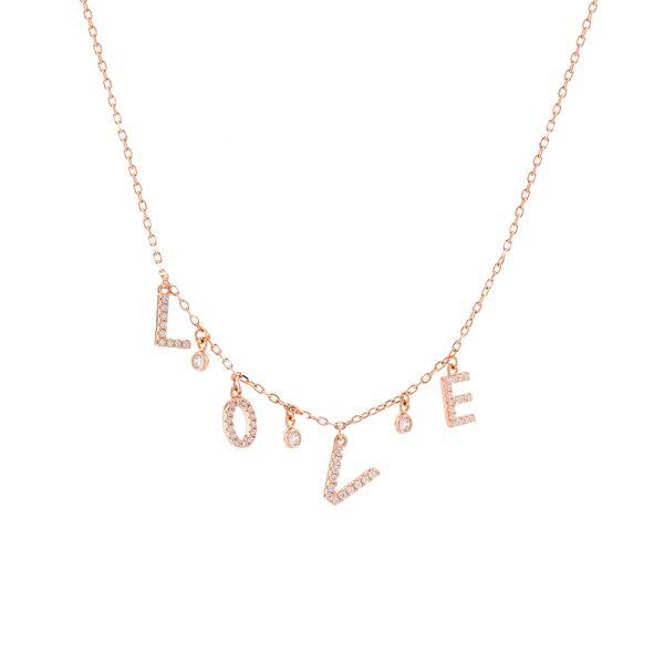 01L15-00776 Loisir Dazzling Necklace