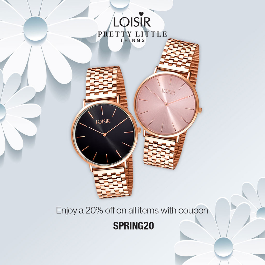 Spring Sales 2020 - Loisir