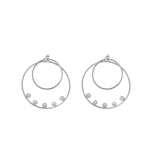 03L15-00528 Loisir Dazzling Earrings