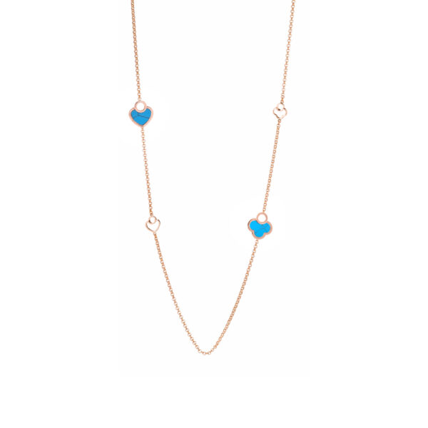 01L15-00921 Loisir Oh! So Pretty Necklace