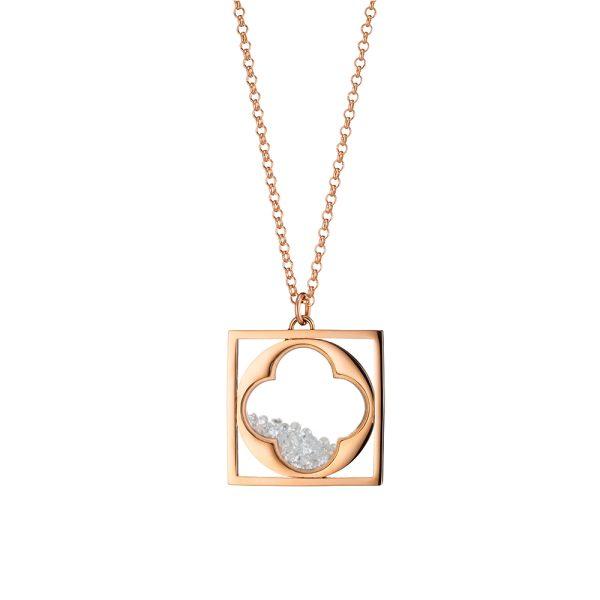 01L27-00815 Loisir Secret Story Necklace