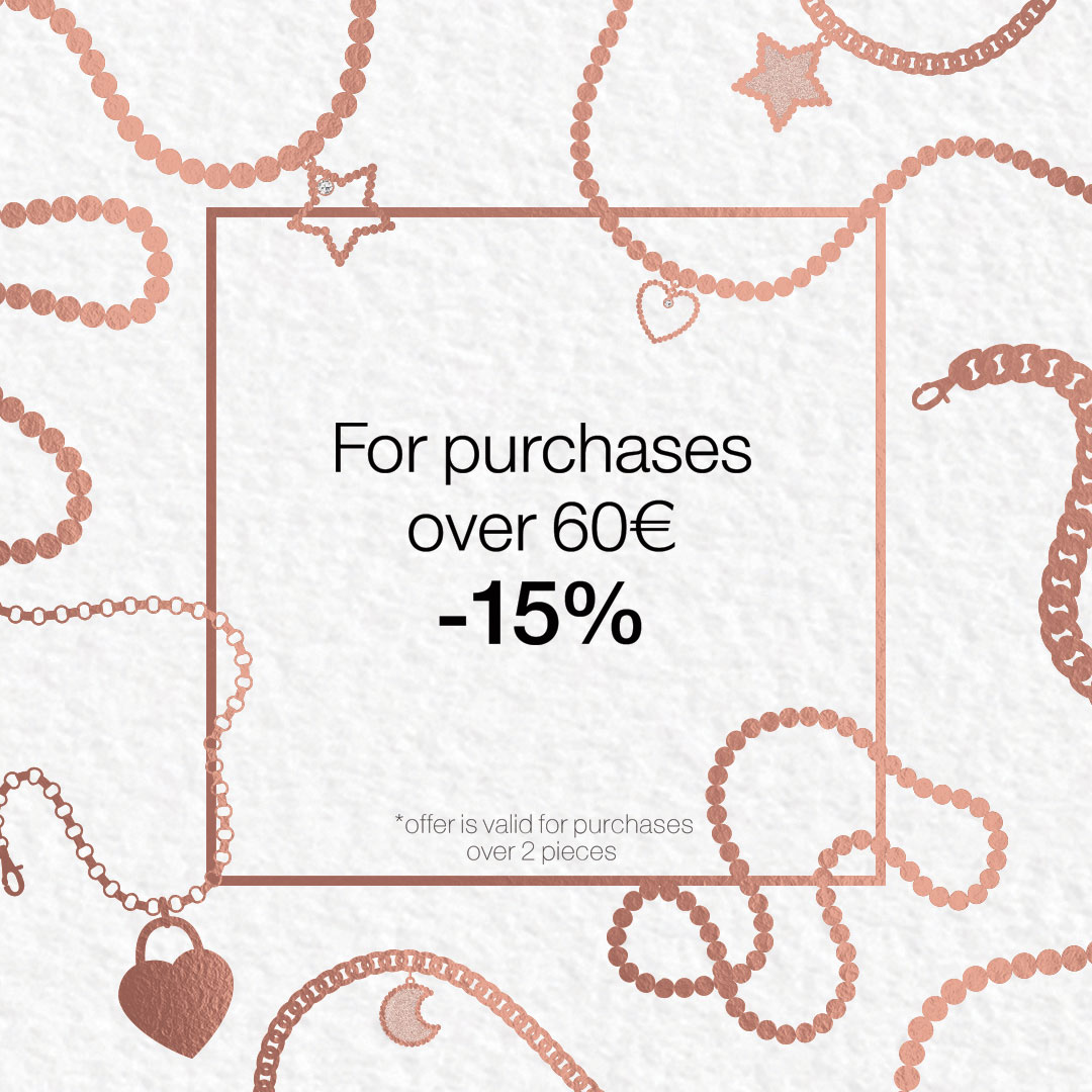 Buy 2 items with 60€ value and get 15% OFF! - Loisir Popup