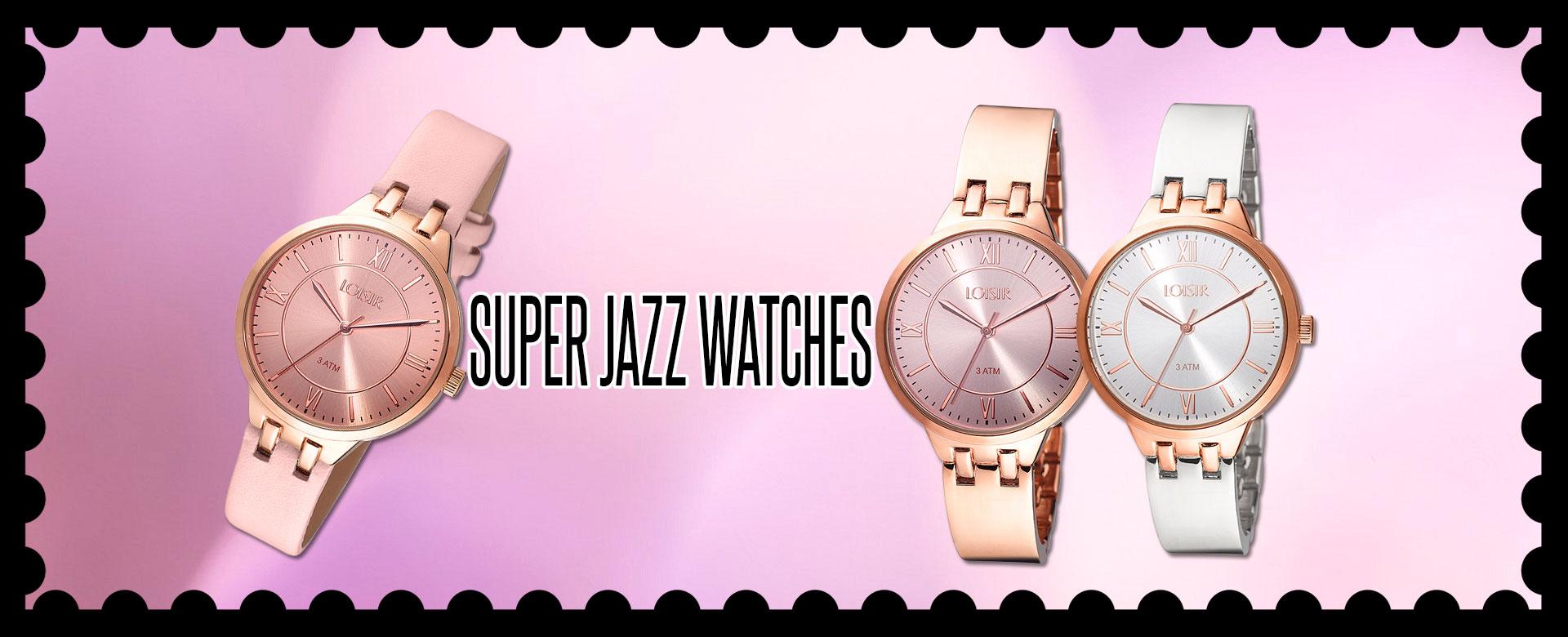 Super Jazz Watches - Loisir