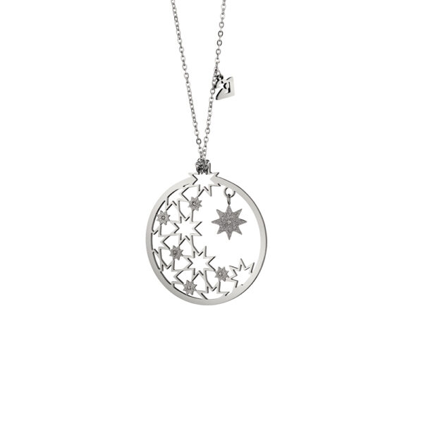 01L03-00547 Loisir Lucky Charm Necklace