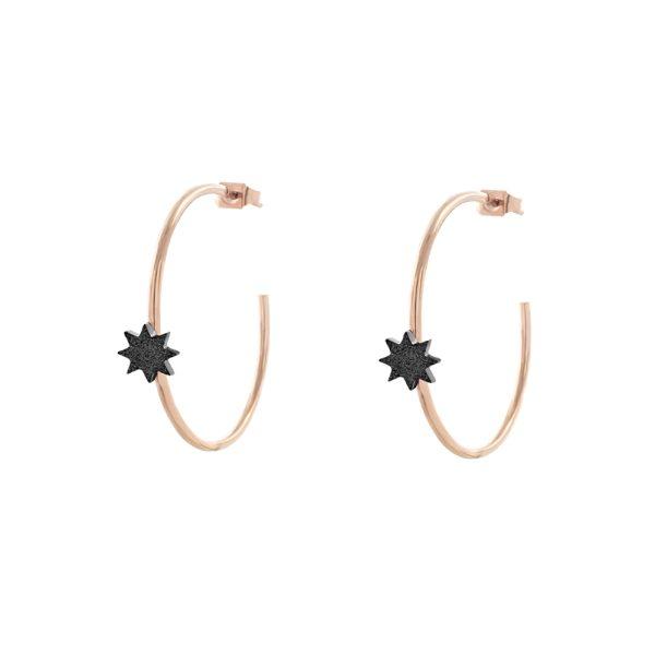 03L27-00548 Loisir Femininity Sundust Earrings