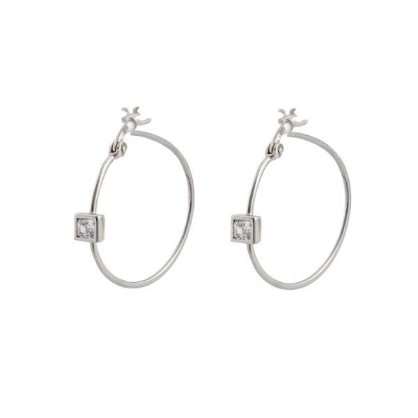 03L01-04311 Loisir Tiny Earrings